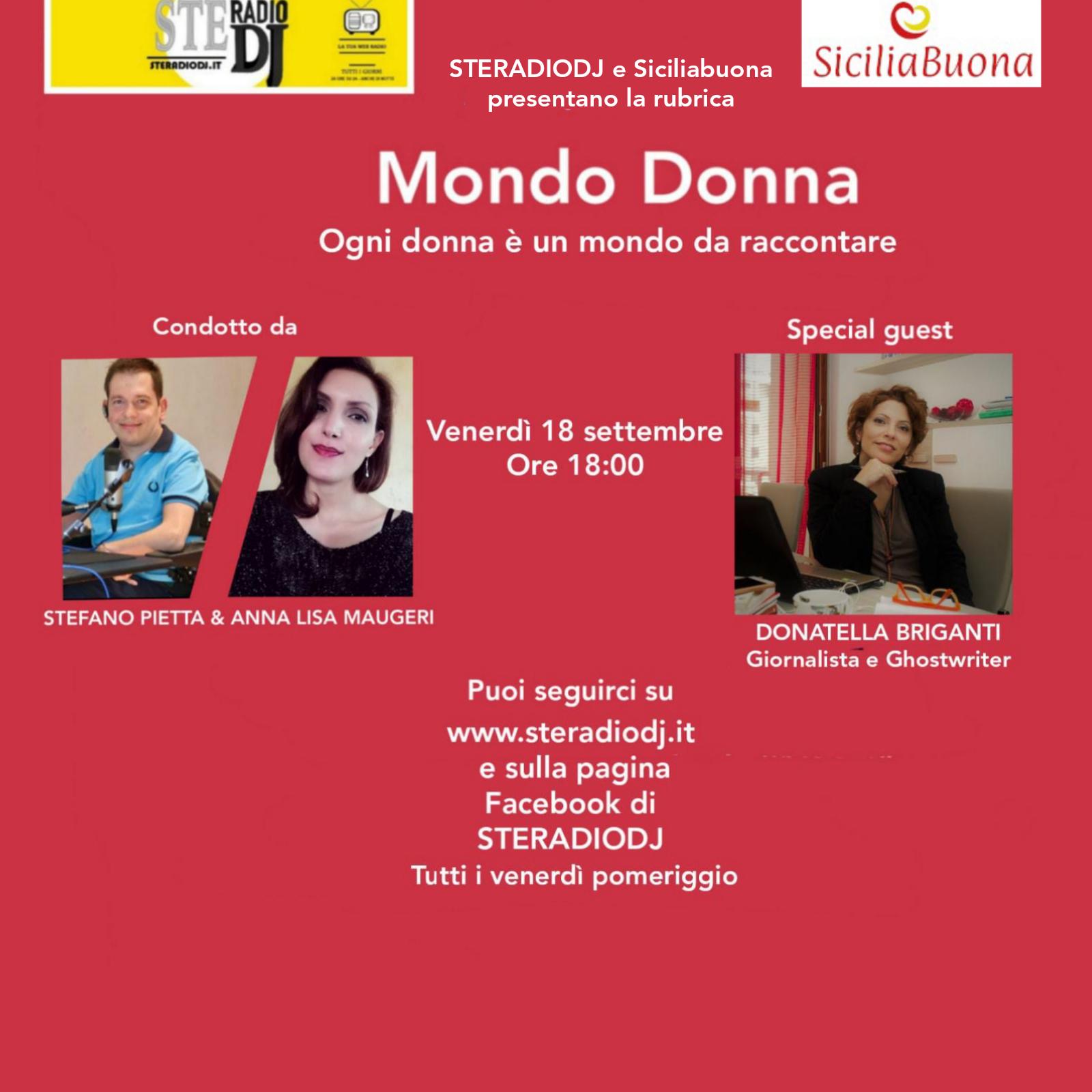 Intervista a Donatella Briganti