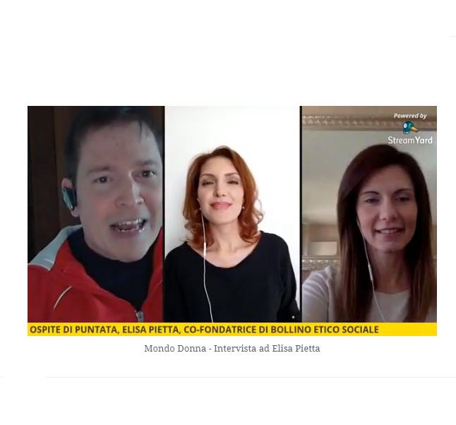 Mondo Donna: Intervista ad Elisa Pietta