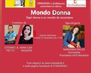 Intervista a Marianna Baldo, giornalista e fotoreporter