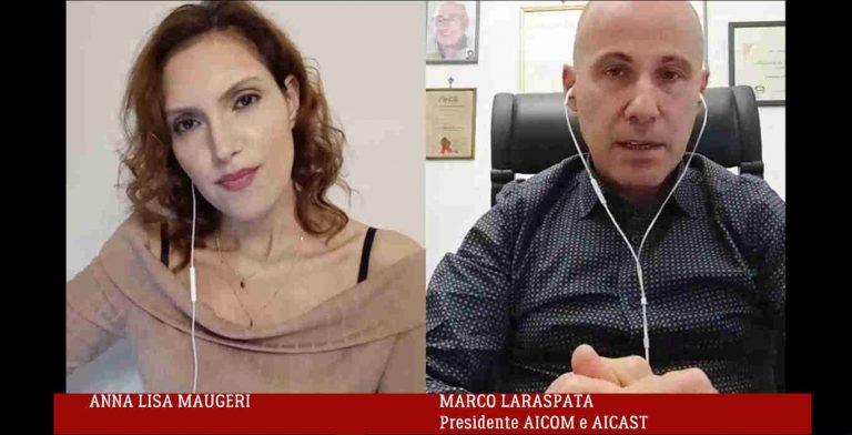 Marco Laraspata -Commercio, Turismo e Ristorazione: Effetti della pandemia e scenari futuri.