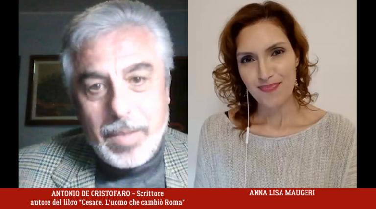 Intervista alla scrittore Antonio De Cristofaro