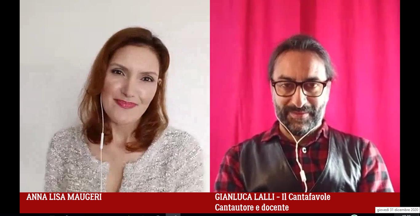 Gianluca Lalli: Il Cantafavole che interpreta le favole di Gianni Rodari