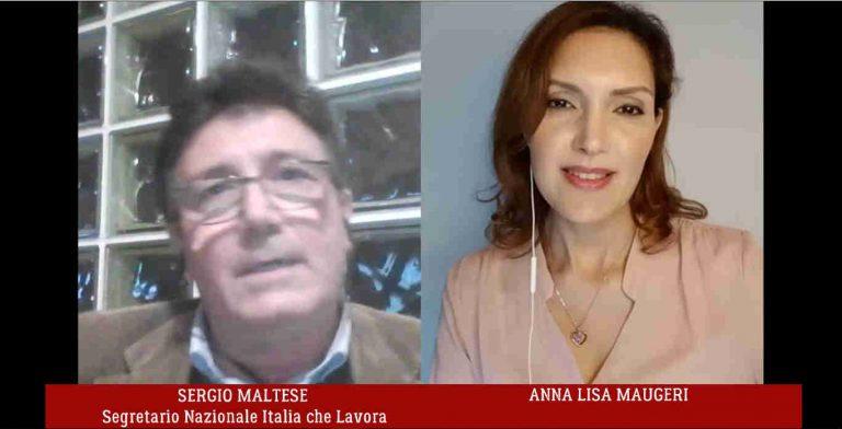 SERGIO MALTESE – ITALIA CHE LAVORA
