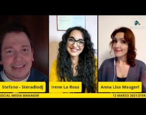 Mondo Donna incontra IRENE LA ROSA, Social media manager ed attrice
