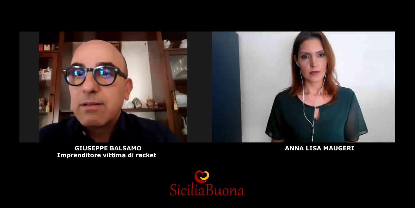 """Giuseppe Balsamo:""""Lo Stato non abbandoni gli imprenditori che si oppongono alla mafia"""""""