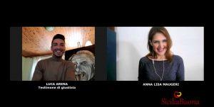 LUCA ARENA: LA VITA DI OGGI ED I SOGNI PER IL FUTURO DEL GIOVANE TESTIMONE DI GIUSTIZIA SICILIANO