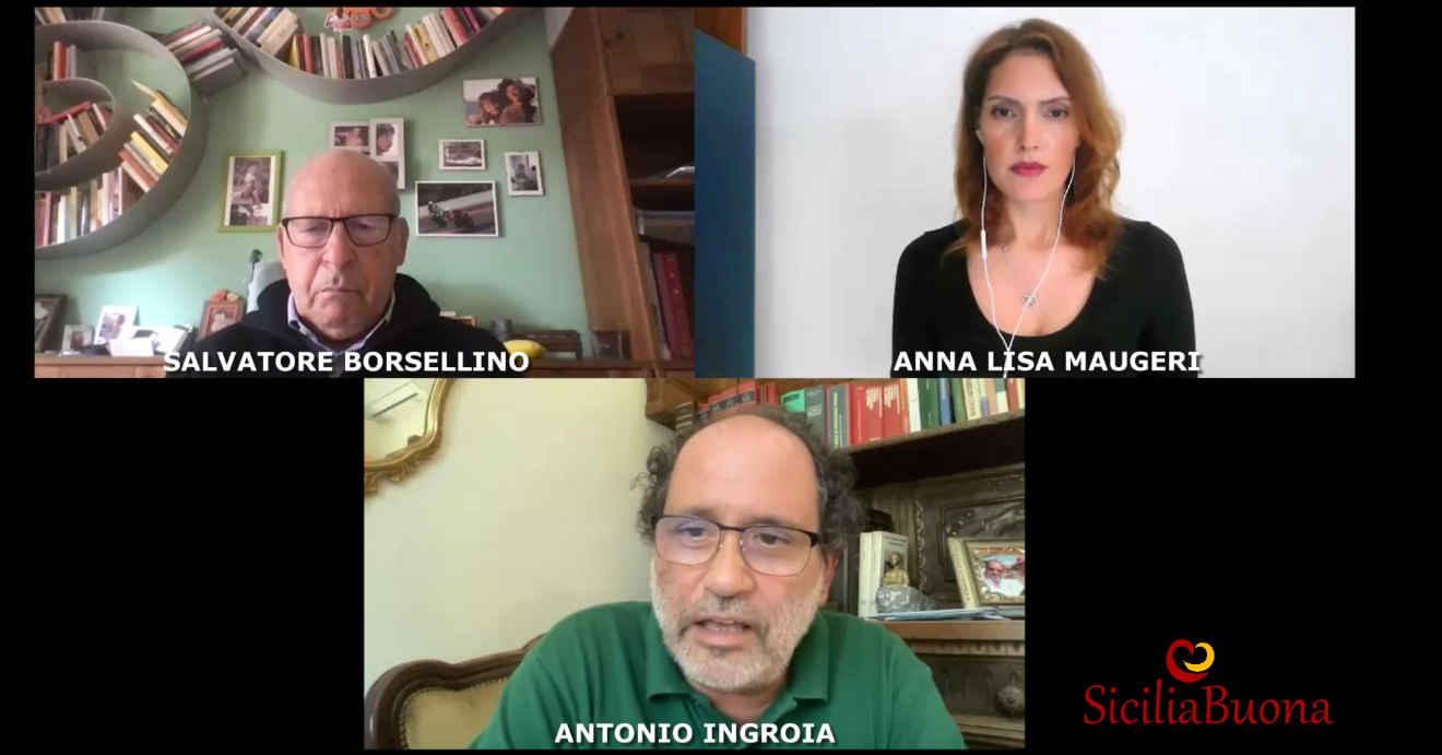 SENTENZA D'APPELLO TRATTATIVA STATO-MAFIA: Ne parliamo con ANTONIO INGROIA e SALVATORE BORSELLINO